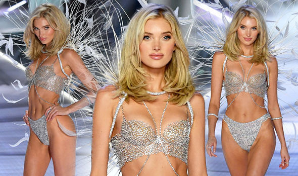Victoria s Secret 2018 Elsa Hosk in Fantasy Bra pictures 1042946