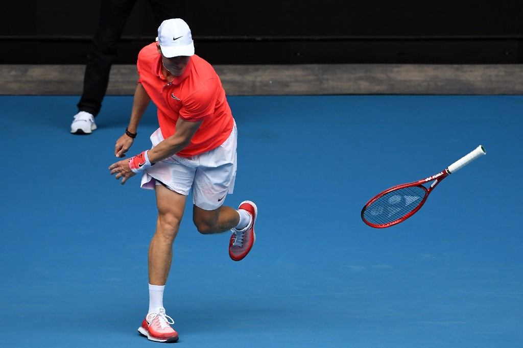 a tenisz elterjedt a világon)